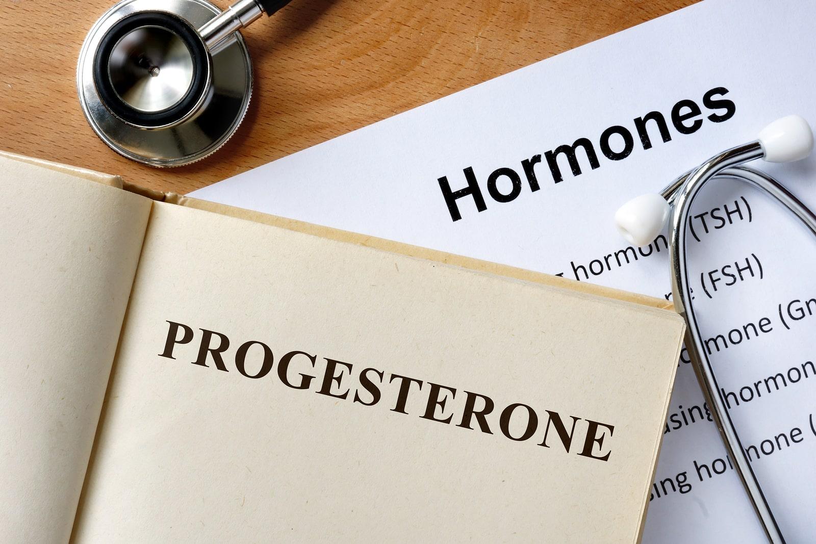 Increase Progesterone Naturally