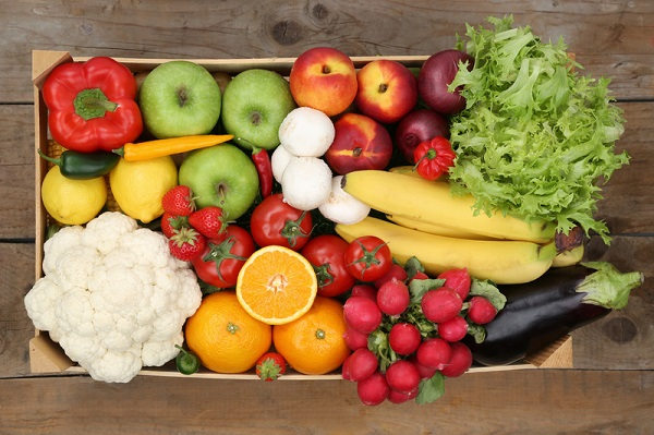 healthy-eating-fruits-and-vegetables-in-box-from-above-43233496