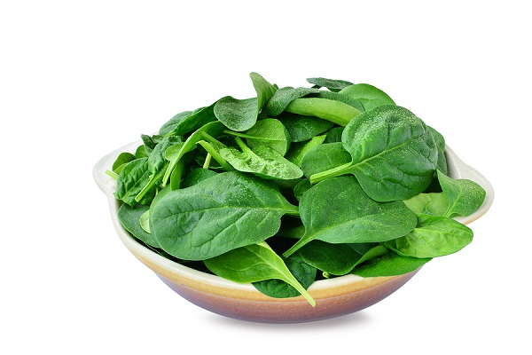 spinachforseasonalallergies